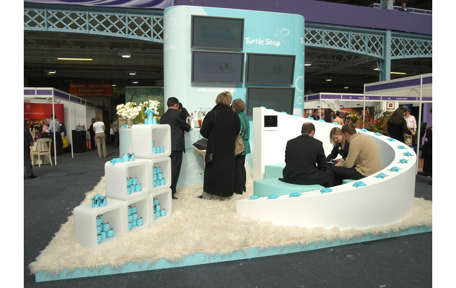 Bespoke Exhibition Stand
